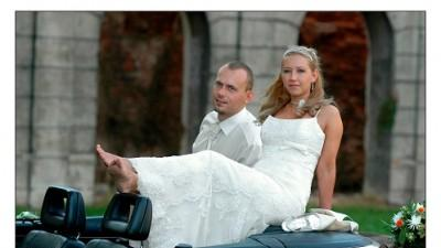 Hiszpańska koronkowa suknia ślubna white one 175