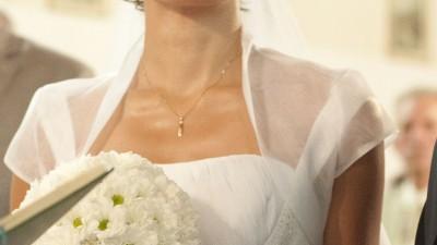 Hiszpańska nowa suknia ślubna na sprzedaż 36/38