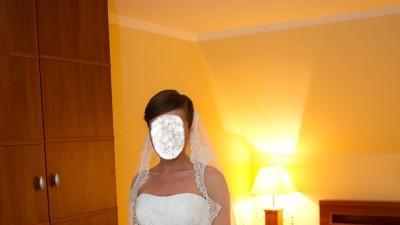 HISZPAŃSKA piękna suknia ślubna SALON MADONNA