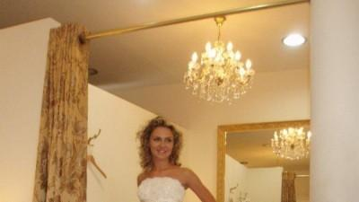 Hiszpańska suknia Pronovias model NALON
