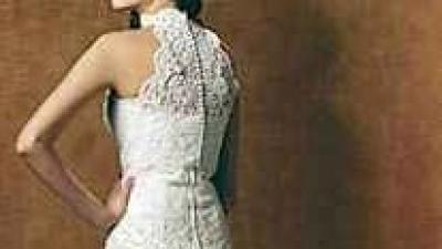 Hiszpańska suknia San Patrick z salonu Madonna - Rondalla 2007