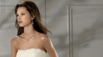 Hiszpańska suknia ślubna