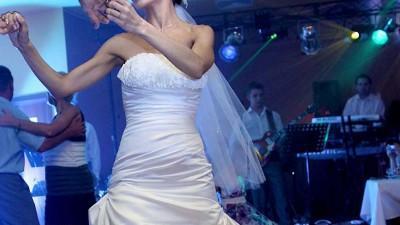 Hiszpanska suknia ślubna na sprzedaz