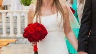 hiszpańska suknia ślubna Raul Novias, inna niż wszystkie