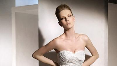 Hiszpańska suknia ślubna/San Patrick - Eresma