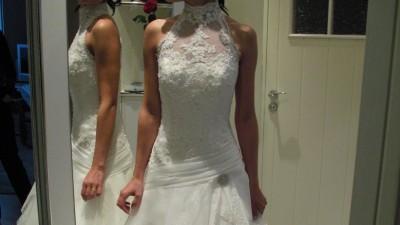 Hiszpańska suknia ślubna San Patrick- model Pendulo