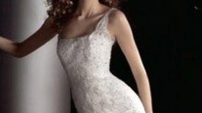Hiszpańska suknia ślubna WHITE ONE model 220
