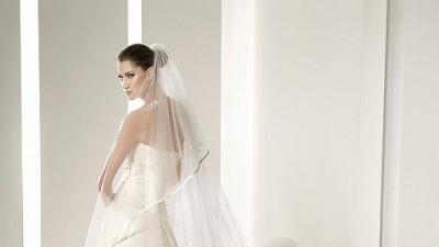 Hiszpańska suknia ślubna WHITE ONE model 3012