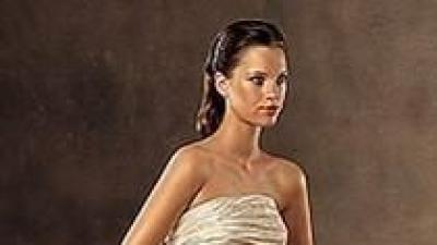 Hiszpańska suknia ślubna z kolekcji Pronovias