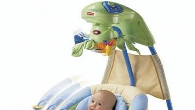 Huśtawka- gniazdko Baby Papasan