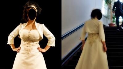 Idealna suknia ślubna dla pań o pełnych kształtach