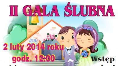 II Gala Ślubna