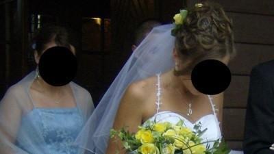 """Jednoczęściowa suknia """"Chantal"""""""