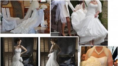 jedwabna suknia MAGGIE SOTTERO/SABRINA