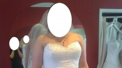 Jedyna taka - suknia ślubna 48-52