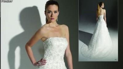 JEDYNA W SWOIM RODZAJU suknia amerykańskiej firmy Sweatheart Gowns