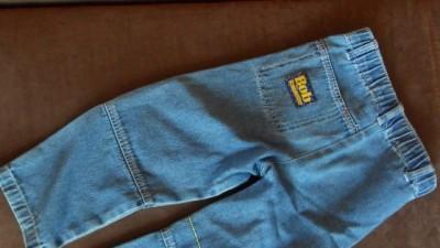 JESIEŃ_REWELACYJE spodnie BOB BUDOWNICZY__ 98cm.