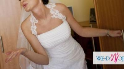 Julia Rosa model 85 biel z muślinu OKAZJA!!! Wrocław