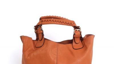 Kamelowa torebka Classic