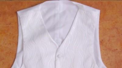 Kamizelka biała Sunset Suits