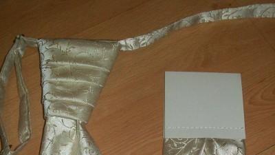 Kamizelka dla Pana Mlodego+krawat IDEALNE !!!