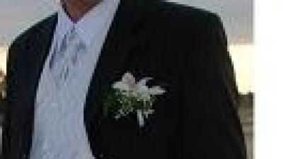 Kamizelka ślubna dla wysokiego mężczyzny