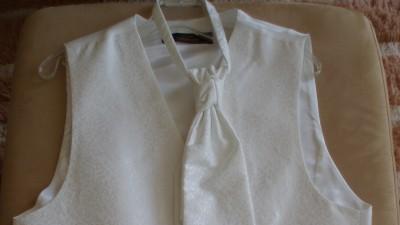 Kamizelka ślubna rozmiar 50 firmy Eldorado