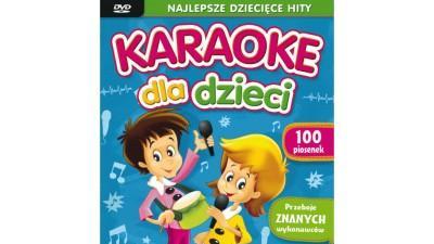 Karaoke 100 Piosenek dla dzieci