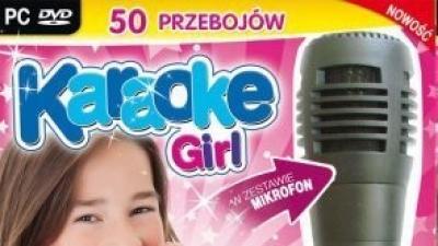Karaoke Girl dla dziewczyn  z mikrofonem
