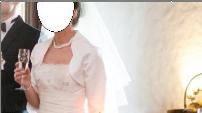 klasyczna suknia  ślubna RauL Novais