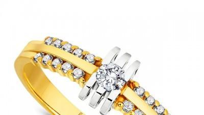 Kolekcja Briju - 'Morning Star' z diamentami Crisscut