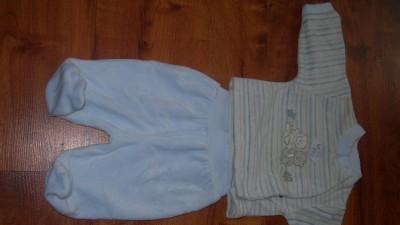 komplecik dla noworodka stan idealny