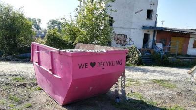 Kontener na gruz Opole, wywóz gruzu Opole