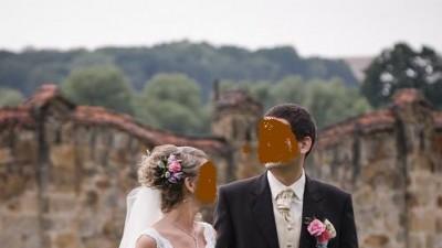Koronkowa sukienka -La Ssosa