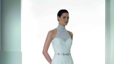 Koronkowa suknia Cymbeline Fara Sposa 5609 r. 36