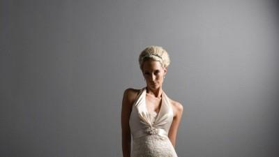 Koronkowa suknia Justin Alexander 8419
