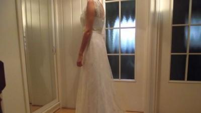 KORONKOWA suknia slubna