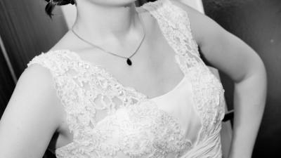 Koronkowa suknia ślubna 36-49 firmy AGNES