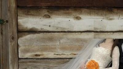 Koronkowa suknia slubna firmy Lilea