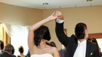 Koronkowa suknia ślubna justin alexander 8532