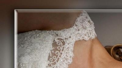 Koronkowa suknia ślubna Susan (Nabla)