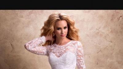 Koronkowa suknia ślubna z Salonu Evita 36 38 40 ślub wesele przepiękna