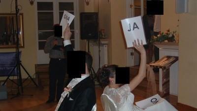 Koronkowe bolerko ślubne