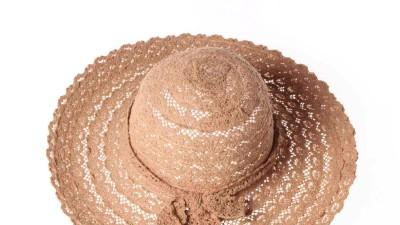 Koronkowy kapelusz