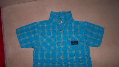 Koszula dla chłopca- kr.rękaw