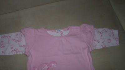 Koszulka dla dziewczynki - dł. rękaw