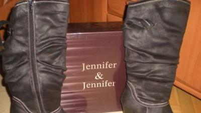 Kozaki Jennifer & jennifer - 2 razy używane