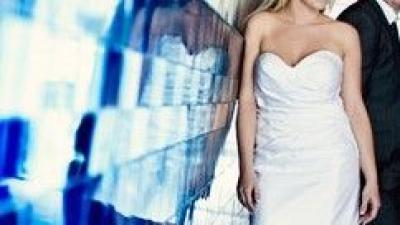 Krótka suknia ślubna 38, M mini biała sukienka poprawiny cywilny ślub