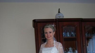 Księżniczkowa suknia