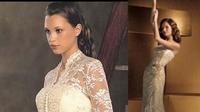 KUPIĘ bolerko koronkowe pasujące do sukni La Sposa Gisela